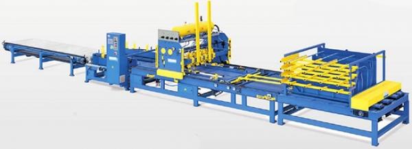 Automatic Stringer Wood Pallet Nailing Machine (1)