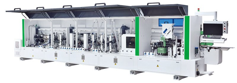 ▷ China Automatic Edge Banding Machine