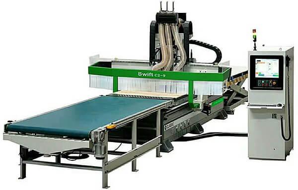 ▷ CNC Router Machine (with safety / preventive maintenance checklist)